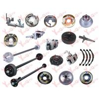 China Trailer Parts, Axles and Brakes on sale on sale