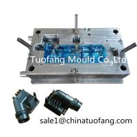 China Injection mold for Plastic high quality car radiator tank  mould on sale