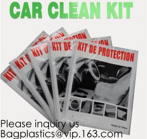 Quality AUTO PROTECTIVE CONSUMABLES,PAINT MASKING FILM,TIRE BAGS,CAR DUST COVER,AUTO CLEAN KIT,DROP CLOTH,PA wholesale