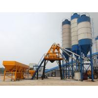 China 50m3/h ready mixed concrete mixing plant on sale