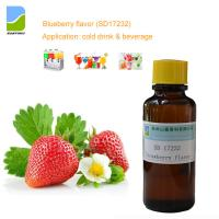 China Strawberry flavor SD 17232 for Dairy foods Beverages Juice Confectionery Bakery foods etc on sale