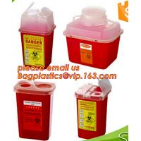 Quality BIOHAZARD SHARP CONTAINERS, STORAGE BOX, CRATES, PET FOOD BOWL, DUSTBINS, PALLETS, BOXES, BANGDAGES, wholesale