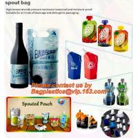 China STAND UP POUCH BAG, SOUP BAG, ALUMINUM METALLIZED POUCH,CHOCOLATE POUCH, DOYPACK,LIQUOR BAG,COOLER for sale