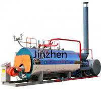 China Fuel oil/gas industrial steam boiler prices for Dry Cleaning Machine on sale