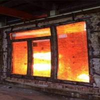 China 12mm fire-resistant glass tough architectural glass doors and windows (30-90 minutes) with CCC on sale