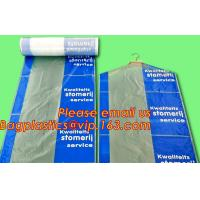 Quality DRY CLEANING GARMENT BAG COVER, SANITARY LAUNDRY BAG, HOTEL, LAUNDRY STORE, CLEANING SUPPLIES,HANGER wholesale