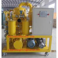 Quality High-efficiency vacuum Insulation oil purifier/ Transformer oil purification/ oil filtration machine wholesale