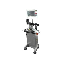 Quality 0.5mg Online Check Weigher Machine Milligram Food Metal Detector wholesale