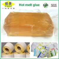 Quality Good Fluidity Eva High Temperature Pressure Sensitive Adhesive Used In Label Attaching wholesale