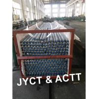 Quality Aluminium Extruded Finned Tubes For Consender , Radiator Finned Tubes wholesale