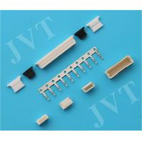 Quality SH Terminal Block Connectors , Phosphor Bronze Tin / Gold Plated 2 - 9 Pin Connector wholesale