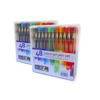 Quality Gel Pens 48 Gel Pen Tray Set wholesale