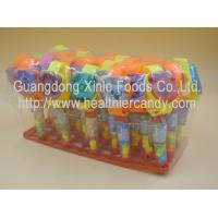 Quality Sweet Colorful Novelty Candy Toys Fruit Flavor Compressed Hard Candies wholesale