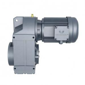 China Ratio 1:3 50Hz Parallel Shaft Helical Gear Motor For Agitator Drives on sale