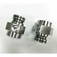 China High Precision Cnc Machined Parts Cnc Turning Components For Plastic Moulding on sale