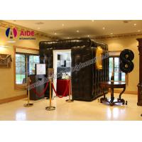 Cheap Trade Show Equipment Inflatable LED Photo Booth Rental For Advertising for sale