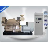 Quality 440Kw / 550 Kva Cummins Engine Diesel Generator Set With Stamford Aternator wholesale