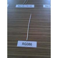 Quality RG086RG PTFE Insulated semi-flexible coaxial cable wholesale