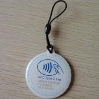 Quality NFC Type 2/Keyfob Tag with 13.56MHz Chip wholesale