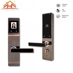 Quality High Efficiency Biometric Fingerprint Door Lock Anti - Theft Lock Core For Home wholesale