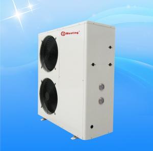 Quality Galvanized Steel Sheet EVI Heat Pump 5P Low Temperature Heating Heat Pump wholesale