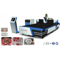 Quality 500W Sheet Metal Laser Cutting Machine 500W~3000W Fiber Laser Cutter wholesale