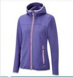 Quality Customized Fashionable Sports strip multi color women ski garments wholesale