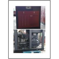 Quality Industrial 22KW Oil Free Screw Air Compressor 380V / 3 Phase / 50Hz Water Separation Effect for sale