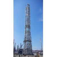 Quality Oil & Gas Gas Flare System WIth Site Supervision , elevated Flare System wholesale