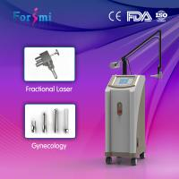 Quality 40W Skin rejuvenation acne removal seven scan modes 1~100ms pulse width Carbon dioxide  fractional  laser wholesale