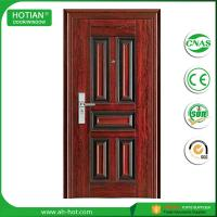 China Modern House Cheap stainless steel door design, steel security door on sale