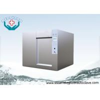 Quality Automation Autoclave Sterilizer Machine With Pressure Gauge And Pressure Reducing Valve wholesale