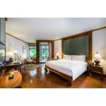Quality Mdf Hotel Bedroom Furniture Sets , Hotel Style Bedroom Decor Custom - Made wholesale