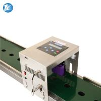 Buy cheap Industrial Automatic Egg Date Stamp Machine 600dpi Thermal Foam Type from wholesalers