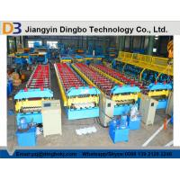 China Roof Panel Roll Forming Machine With Hydraulic Control For Automotive on sale