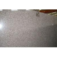 Quality Customized G687 Peach Red Granite Window Sill with bullnose , ogee Edge wholesale