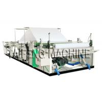 Quality Small Toilet Paper Rewinding Machine wholesale
