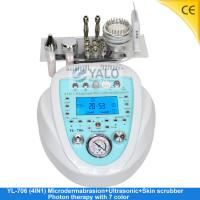 Quality Photon Skin Rejuvenation Skin Care Equipment With 4 functions YL-706 wholesale