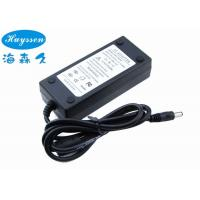 Quality Black Portable Switching Power Adapter 12V 5A For Laptop / Notebook wholesale