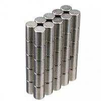 Quality Neodymium Magnets Cylinder shape Permanent Neodymium Magnets By Strong Neodymium Iron Boron wholesale