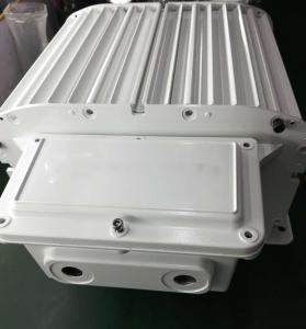 ADC12 Aluminium Die Casting Process Molded Precision Aluminium Die Casting Foundry For Sea Motor