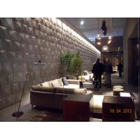 Cheap PVC Material Waterproof Exterior 3D Wall Panels Outdoor Wall Covering Stone Wall for sale