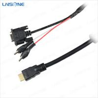 China Linsone hdmi female to rca male on sale