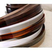 Cheap MDF Wood Edge Banding PVC Tape for Furniture for sale