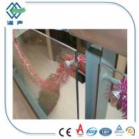 Buy cheap 6.38mm Ultra clear Extra clear super Clear Laminated Glass Panels with CE and from wholesalers