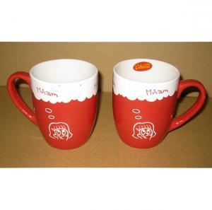Quality Export 3505 ceramic  mug Certificate of authentication SGS/CE/ROHS custom LOGO coffee MUG mark cup wholesale