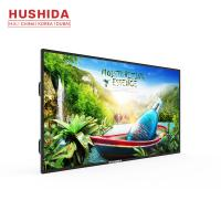 Quality Digital Advertising Screen 100 Inch Support Customade 3840 × 2160 Resolution wholesale