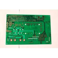 Quality Gold Plated FR4 Rigid Multilayer PCB Manufacturing , Power Control LED PCB Immersion silver wholesale
