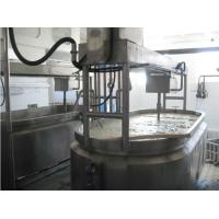 Quality Automatic CIP Clean Dairy Processing Plant 200kg/H Cheese Processing Line wholesale