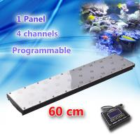 China 60W 24inch Reef Coral Tank Dimmable LED Aquarium Light on sale